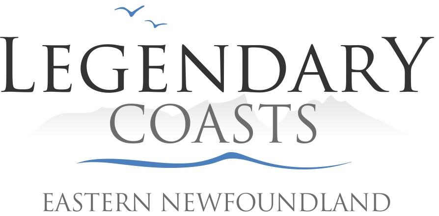 Legendary Coasts of Eastern Newfoundland logo