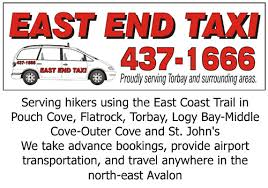 East End Taxi logo