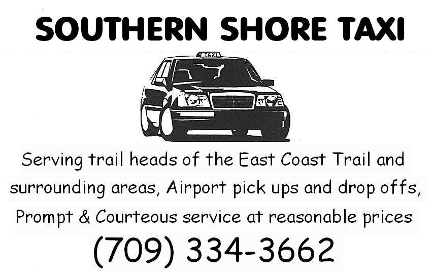 Southern Shore Taxi and Tours logo