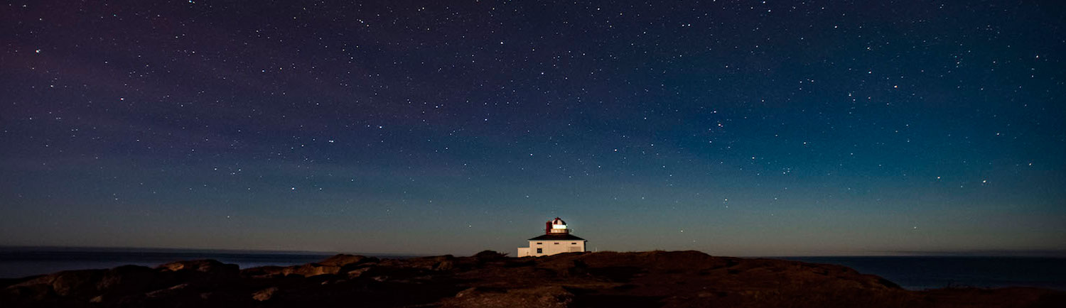 CapeSpear at Night